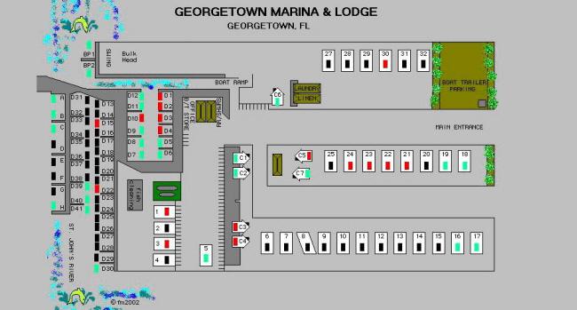 Georgetown Marina & Lodge